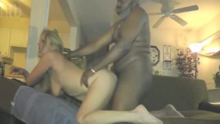 Old bbc demolish milf pussy in steamy fuck session