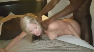 Hot milf Brooke gets dicked down by vicious bbc